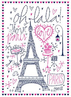 Oh, la la...... Paris                                                                                                                            More