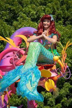 Real Ariel.