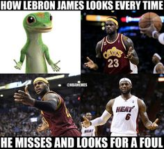 RT @NBAMemes: LeBron James be like... - http://nbafunnymeme.com/nba-funny-memes/rt-nbamemes-lebron-james-be-like-10