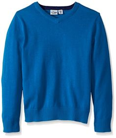 The Children's Place Boys' V-Neck Sweater -- Want additional info? Click on the image. We are a participant in the Amazon Services LLC Associates Program, an affiliate advertising program designed to provide a means for us to earn fees by linking to Amazon.com and affiliated sites.