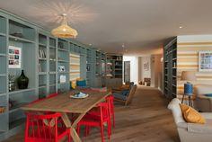 The Swim Club cafe/bar  Watergate Bay Hotel