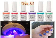 WIN It at Style, Decor and More!: AMAZING Gelish Gel Polish MINI Kit {GIVEAWAY}