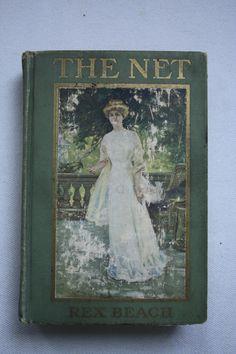The Net by Rex Beach by TheKindLady on Etsy