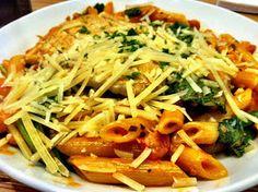 Noodles and Company Copycat Recipes: Penne Rosa