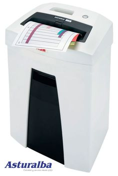 Destructora de documentos en papel HSM Securio C16 desde 169€ en: http://www.asturalba.com/maquinas/destructoras/hsm-securio-c16.htm