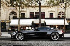 Aston Martin If I ever have a lot of money, I want at least one Aston Martin in my car collection. Aston Martin One 77, Aston Martin Cars, Aston Martin Vanquish, Maserati, Bugatti, Lamborghini, Ferrari Car, Sexy Cars, Hot Cars
