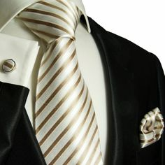 tan suit pink tie | ... Ties, Neck Ties, Neckwear, Tuxedo Vest Sets, Dress Shirts, Suits and