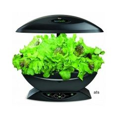Pod Miracle Gro Seed 7 Garden Indoor Kit Herb Aerogarden Gourmet Aero Grow Black