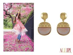 Trends Verão 2015! #allipijoias #pedrasnaturais #allipi #moda #look #semijoias #atacado #showroom