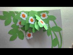 biscuit&paper – 찔레꽃 팝업카드