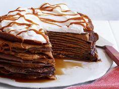 Dulce De Leche Crepe Cake Recipe