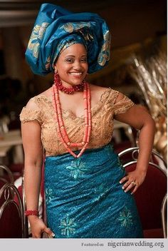 Igbo Brides & Igbo Traditional Marriage Traditions & Customs |