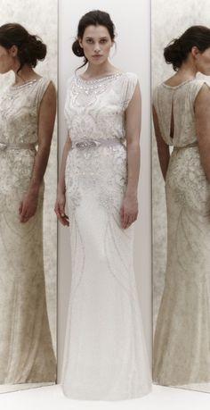 Robe de mariée Paris Jenny Packham 2013