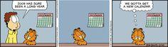 Garfield 30/12/14