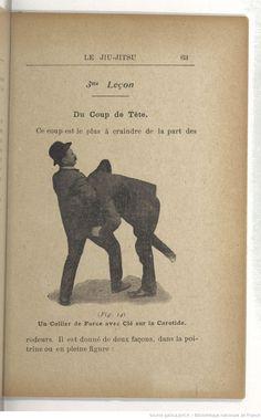 Enseignement méthodique et pratique du jiu-jitsu (lutte japonaise)... / A. Buvat   1911