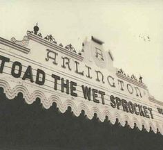 Toad The Wet Sprocket - Welcome Home: Live At The Arlington Theater 1992, Blue