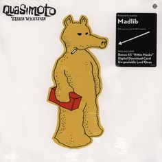 Quasimoto - Yessir Whatever | hhv.de | shop