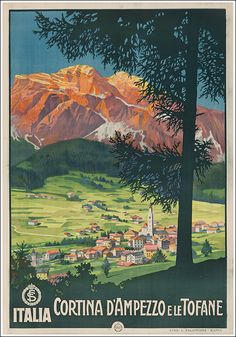 Cortina d'Ampezzo e le Tofane - L'Image Gallery