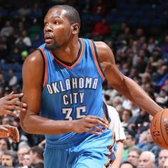 Kevin Durant #ThunderUp