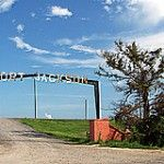 Fort Jackson Buras, Louisiana  71 miles from Long Beach, MS Reportedly haunted by the ghosts of Civil War soldiers who died there.