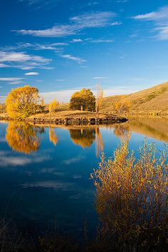Places - Twizel, Canterbury, New Zealand.  Beautiful and scenic country.  Places I have been