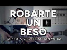 Carlos Vives, Sebastian Yatra - Robarte un Beso  (Bachata Remix By Dj Khalid) - YouTube