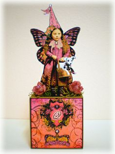 ♥OuEeN Of PiNk♥ ALteReD ARt FaiRy BloCk | Flickr - Photo Sharing!