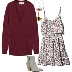 Lydia Martin Inspired Outfit by daniellakresovic on Polyvore featuring STELLA McCARTNEY, ALDO, ASOS and Tom Ford