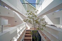 Machi-House / UID Architects