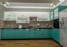 New Ideas Kitchen Interior Design Ikea Kitchen Room Design, Kitchen Cabinet Design, Modern Kitchen Design, Home Decor Kitchen, Interior Design Kitchen, Kitchen Designs, Kitchen Wardrobe Design, Kitchen Images, Ikea Kitchen
