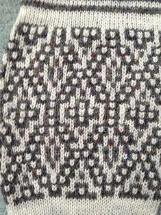 slip stitch knitting details