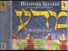 "▶ ""Por Que Llorax Blanca Nina""(Sephardic Jewish music from Sarajevo) Jordi Savall, Montserrat Figueras - YouTube"