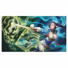 Game Plus Products Astral Gatekeeper Game Mat, Multicolor