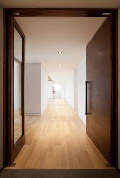 #Pivot Door #Entry #Corridor Door Entry, Corridor, Bathtub, Doors, Mirror, Furniture, Home Decor, Standing Bath, Homemade Home Decor