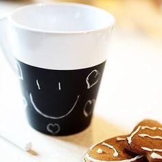 ❤ Każdy dzień  to nowy początek ... Pielęgnujmy pozytywne nastawienie ...❤ Początek dnia z kawą ☕ w pozytywnym kubku❤ #DzieńDobry #oriflame #kubek #początek