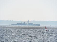 taken from Hayling Island think of HMS Kent 5/5/16