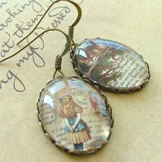 Created with pages from Chapter 6 of Lewis Carroll's ALICE'S ADVENTURES IN WONDERLAND by Jezebel CHarms