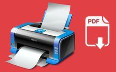 PDF formatında dosya yazdırma sorunu mu yaşıyorsunuz? PDF dosyası yazdıramıyorum gibi şikayetleriniz varsa, PDF yazdırma hatası için çözümlere bakalım...