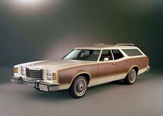 1977 Ford LTD II Country Squire Maintenance/restoration of old/vintage vehicles: the material for new cogs/casters/gears/pads could be cast polyamide which I (Cast polyamide) can produce. My contact: tatjana.alic@windowslive.com