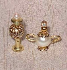 how to: perfume bottles