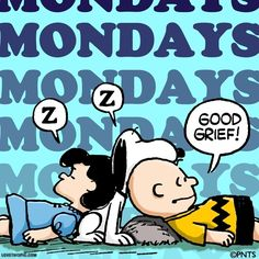 mondays good grief funny quotes quote charlie brown snoopy funny quote funny quotes days of the week peggie jean