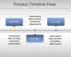 free process flow diagram for powerpoint is a simple and free, Process Flow Chart Template Powerpoint, Powerpoint templates