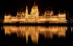 #Budapest illuminata, una pic di Liviana Panessidi