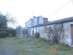 maison 177 m² sur un terrain de 2450 m²