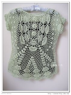 Crochet tops 2011 - diamondinapril - Álbumes web de Picasa
