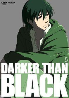 Amazon   DARKER THAN BLACK -黒の契約者- (5) [DVD] -アニメ