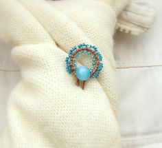 Blue hair fork copper hair stick turquoise by VeraNasfaJewelry Nude Sandals, Copper Hair, Hair Sticks, Blue Hair, Fork, Gifts For Women, Shawl Pin, Brooch, Turquoise