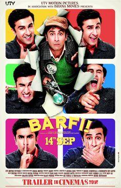 Barfi! - Rotten Tomatoes