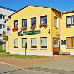 Gaststätte mit Kegelbahn und Einfamilienhaus in Zwönitz
