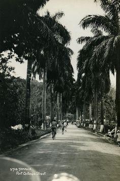 Port Antonio Street, Jamaica